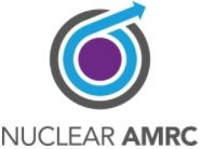The logo of Nuclear Advanced Manufacturing Research Centre